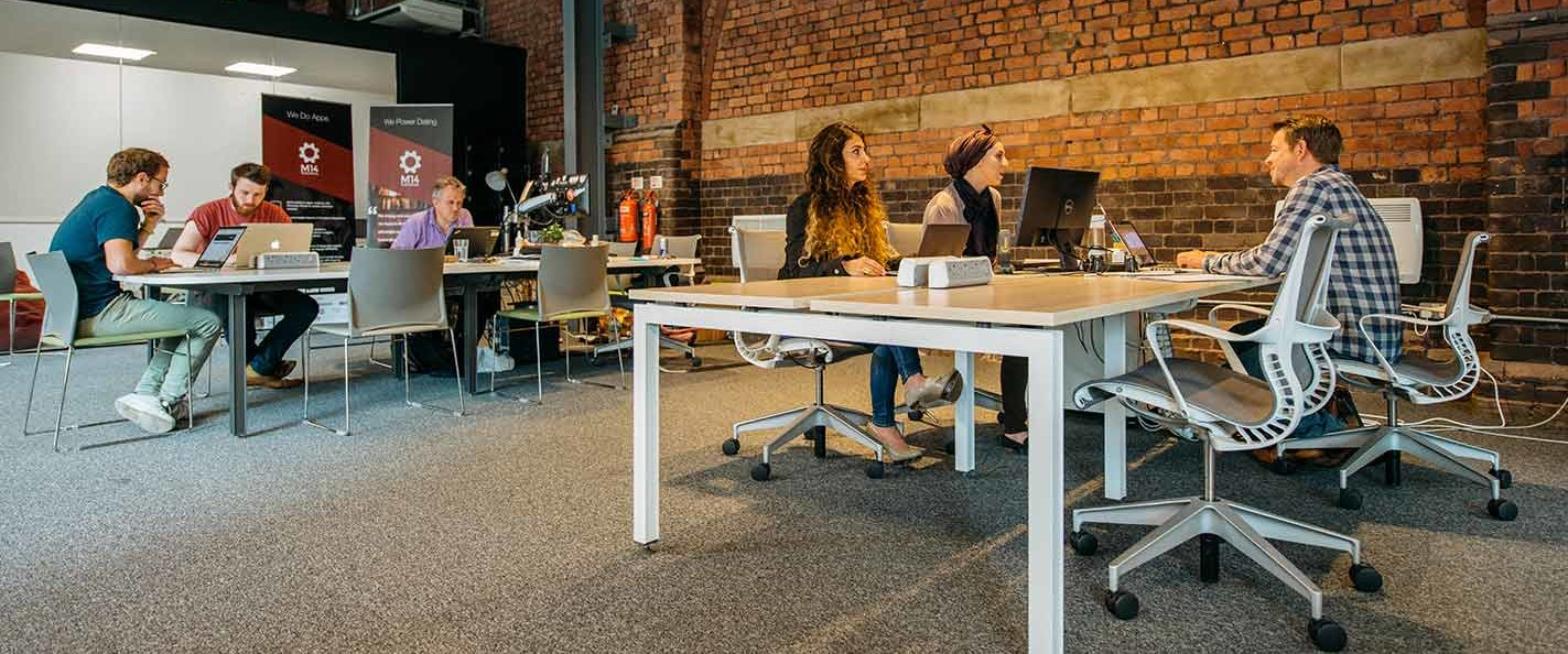 top 30 manchester coworking spaces for your startup invoiceb