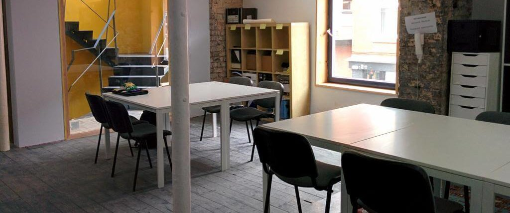Check out this coworking space in Manchester!