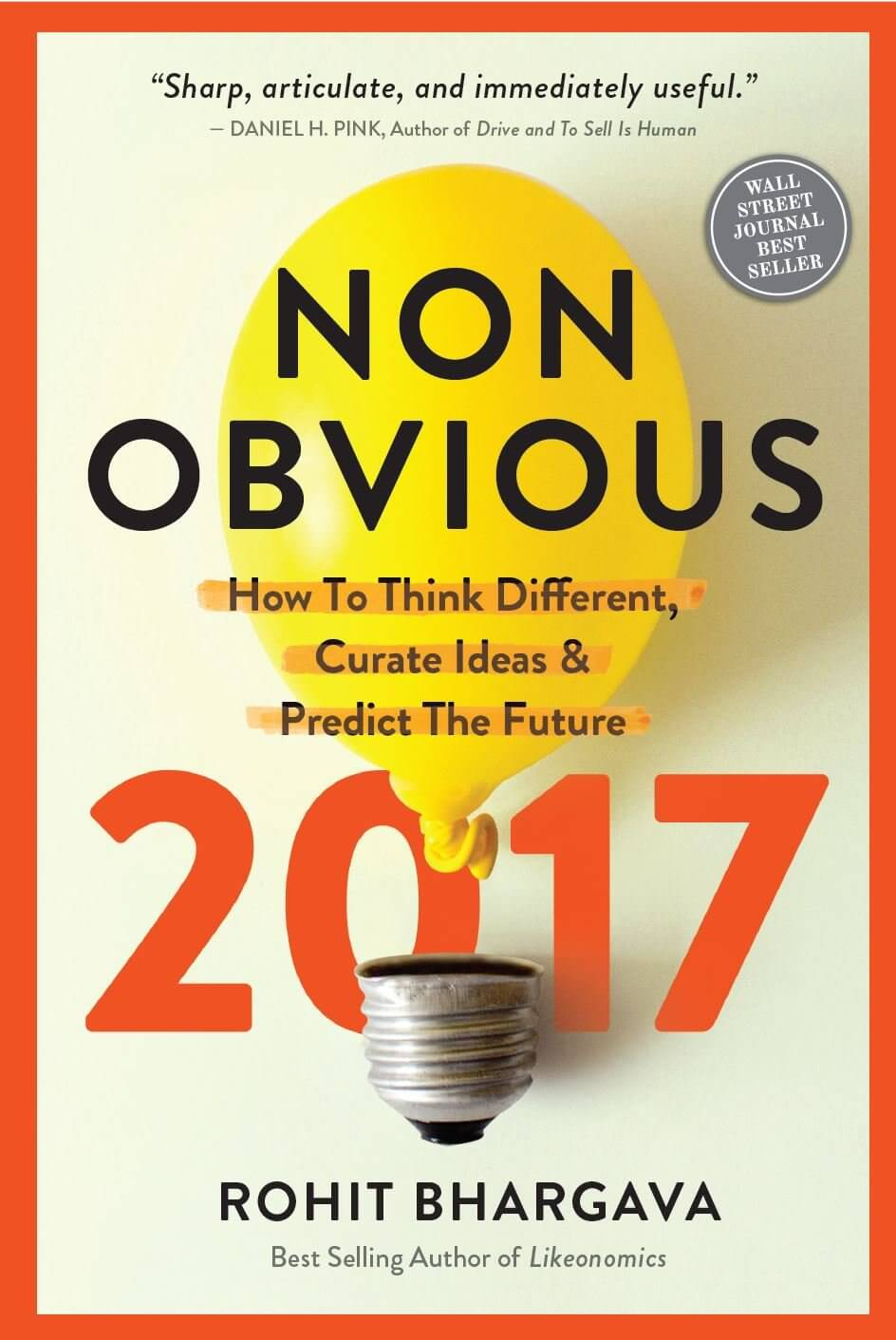 This book helps explore upcoming trends and niches for 2017