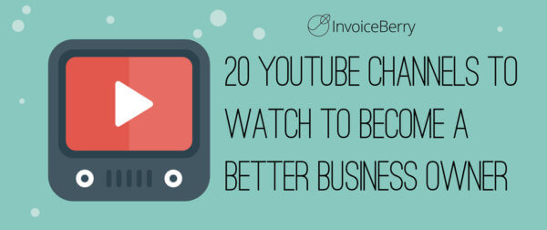 These are the absolute best Youtube channels you should watch to increase your business knowledge