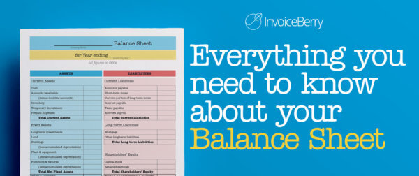 These are the most important things you need to know about your small business balance sheet