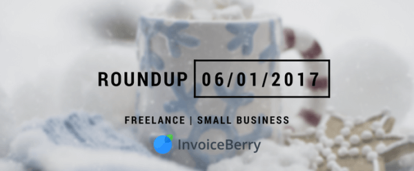 Check out small business and freelancing news in our weekly roundup now!