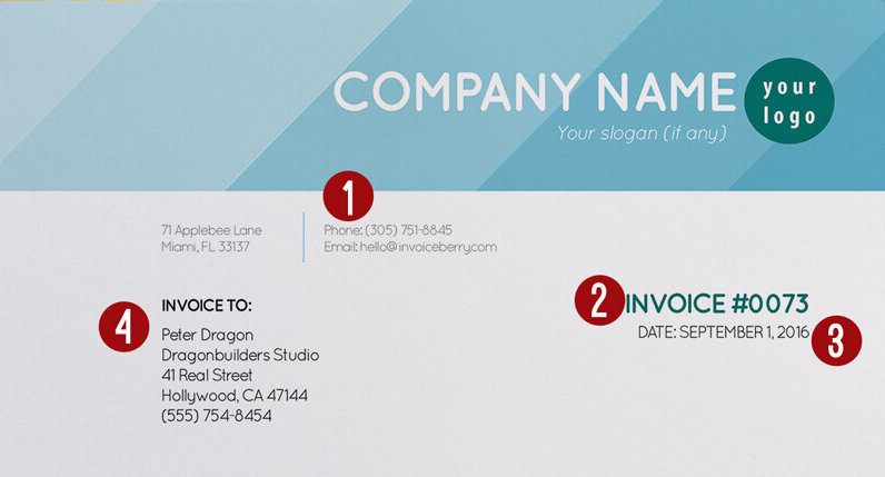 What Is An Invoice And How Can I Make One? | Invoiceberry Blog