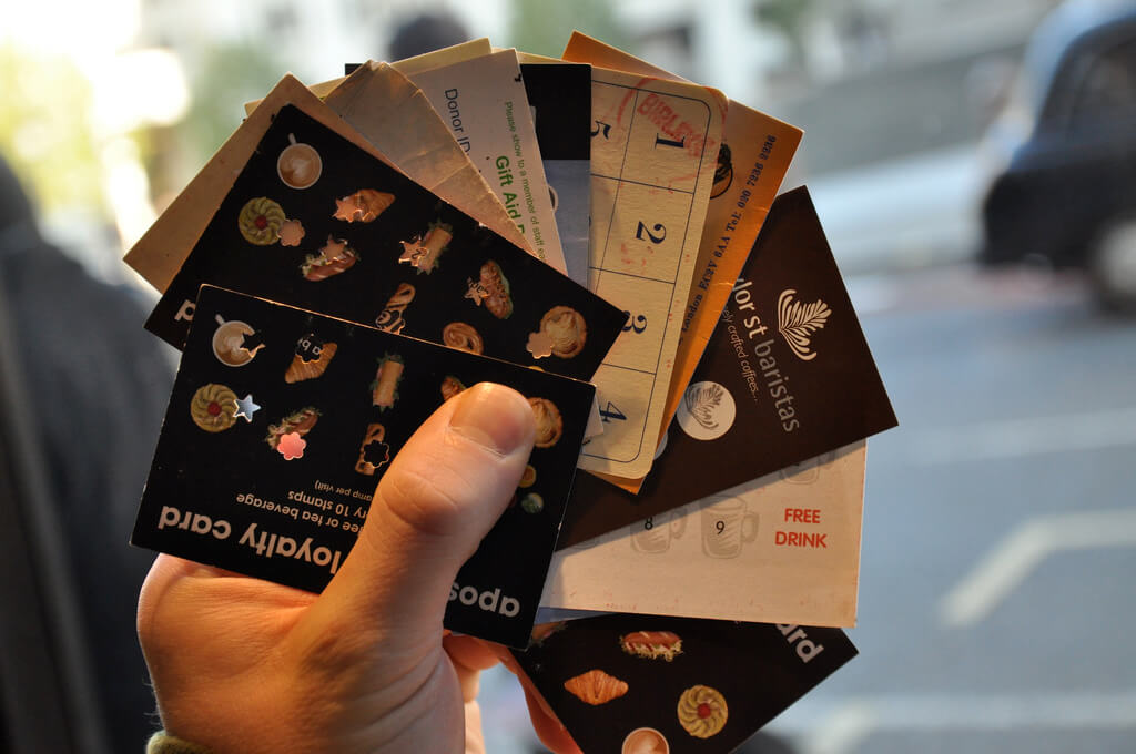 Loyalty programs can help you to increase your customer retention