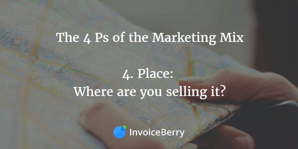 Your pricing strategies will also determine where you sell your product