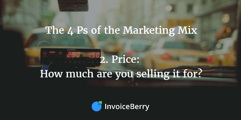Be thorough when choosing your pricing strategies