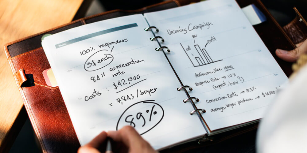 It's important to have a well-researched business plan for your construction business
