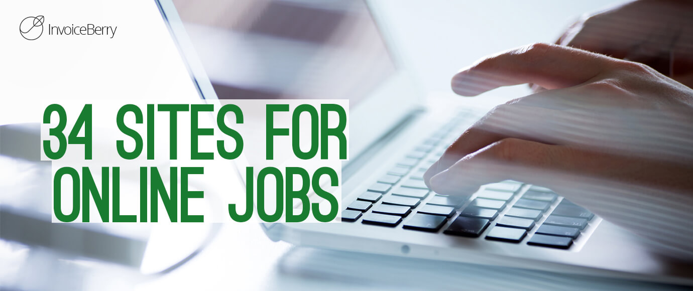 These are the 34 best sites you can use to find lucrative online jobs