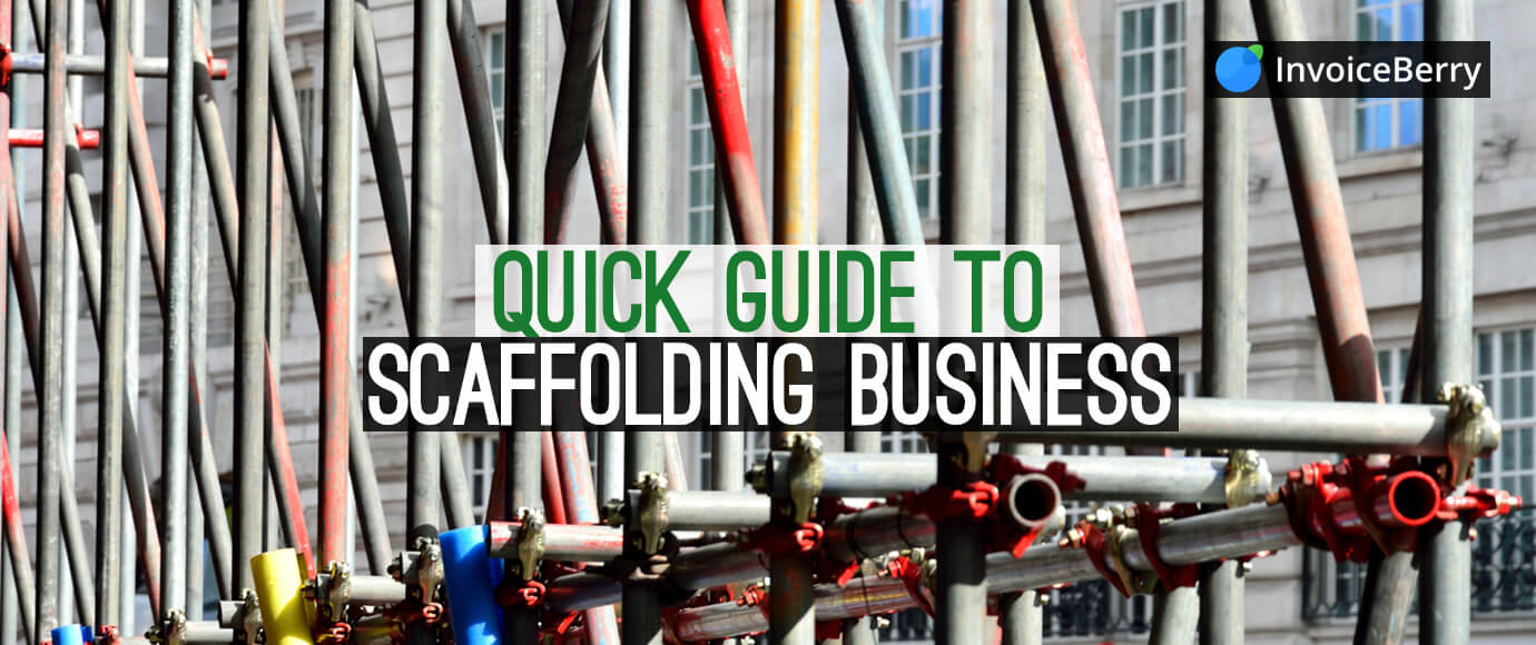 Let's look at the most important parts to starting up your scaffolding business