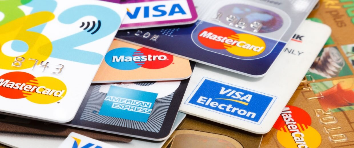 Credit cards can be useful to help grow business