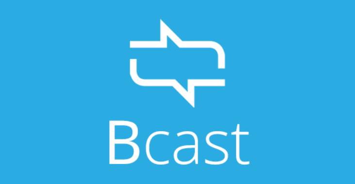 BCast business related podcast.