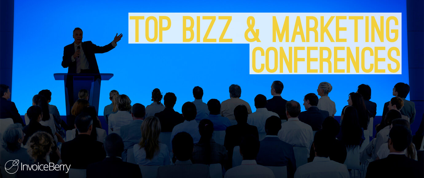 Top business and marketing conferences in the world.