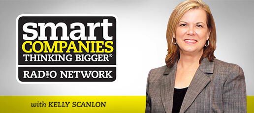Smart Companies Radio podcast for people on the move.