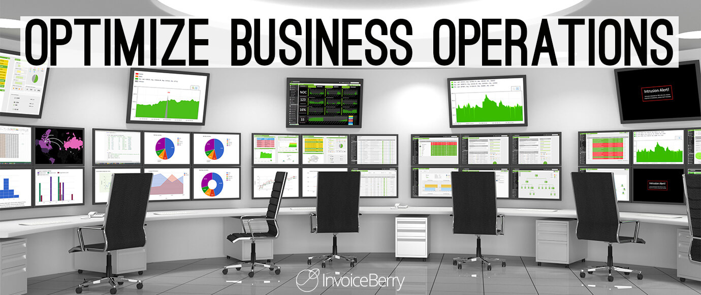 Ways to optimize your small business operations.