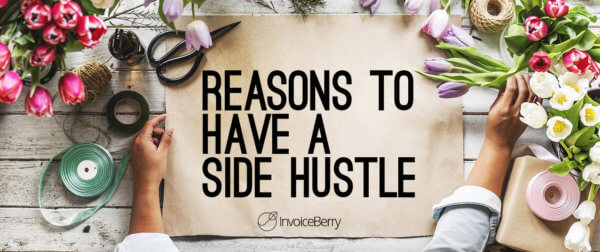 There are plenty of reasons to work on a side hustle.