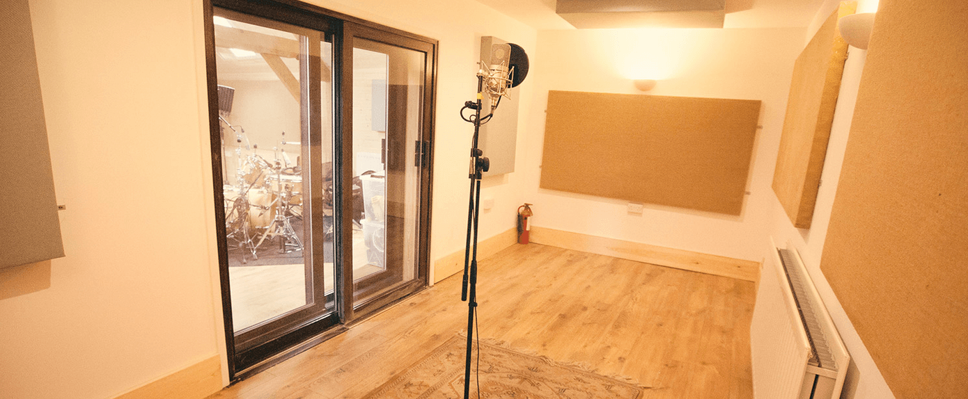 Location of your business podcast is crucial to guarantee quality sound.