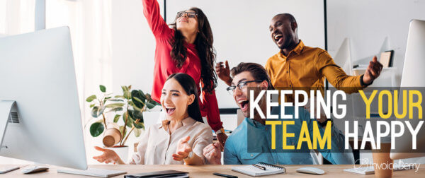 The top ways to keep your team happy and productive.