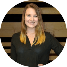 Shelby Heath, a Marketing Strategist. She shared her experience of GDPR on email marketing campaigns.