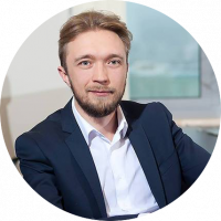 Ruslan Tugushev discloses valuable insight in how blockchain technology applications can benefit your business.