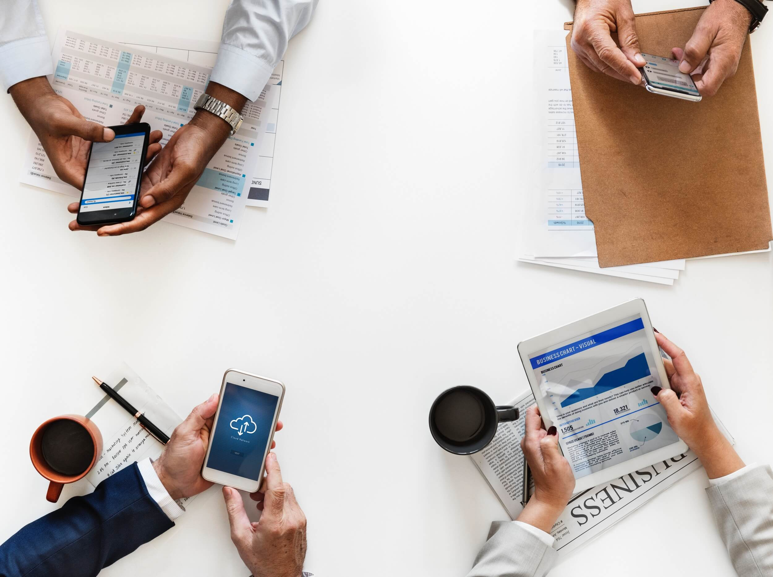 Digital-Marketing-In-Blockchain