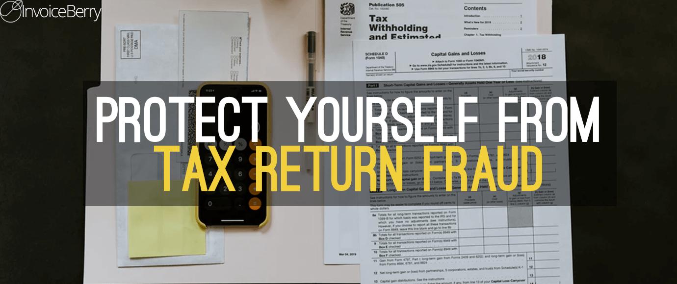 Protect-Tax-Return-Fraud