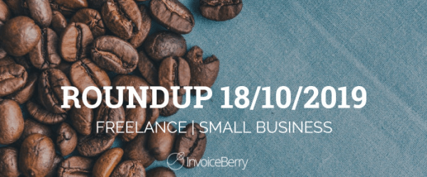 small-business-freelance-roundup-18-10-2019
