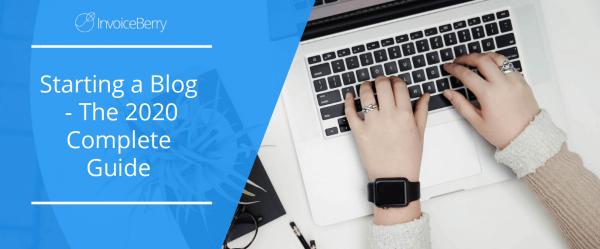 starting-blog-2020-guide