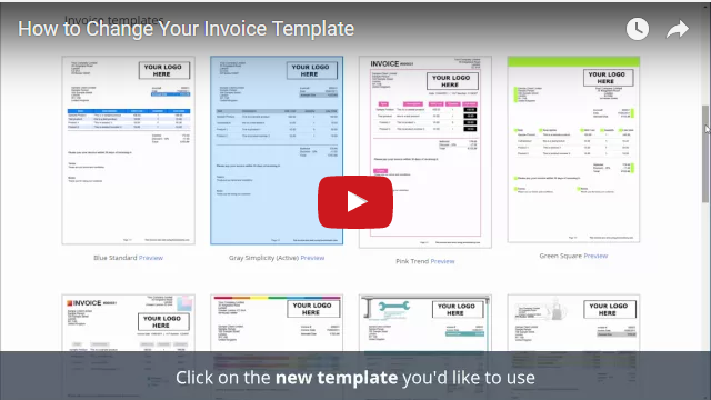 how to change invoice in mas500