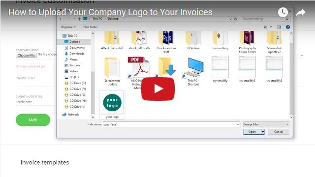 tangerine how to delete invoices